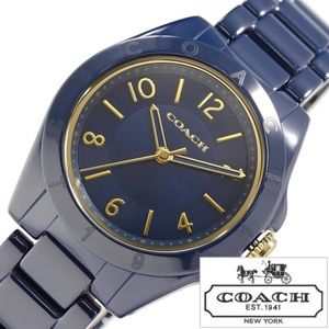 Blue Coach Watch